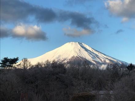 2019富士山